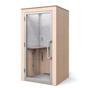 Zen Dering Comfort Booth