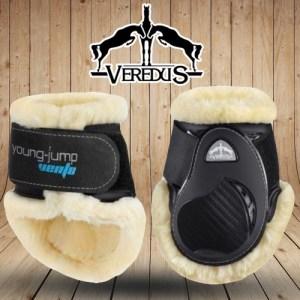 Veredus Young Jump Fetlock boots Bl1