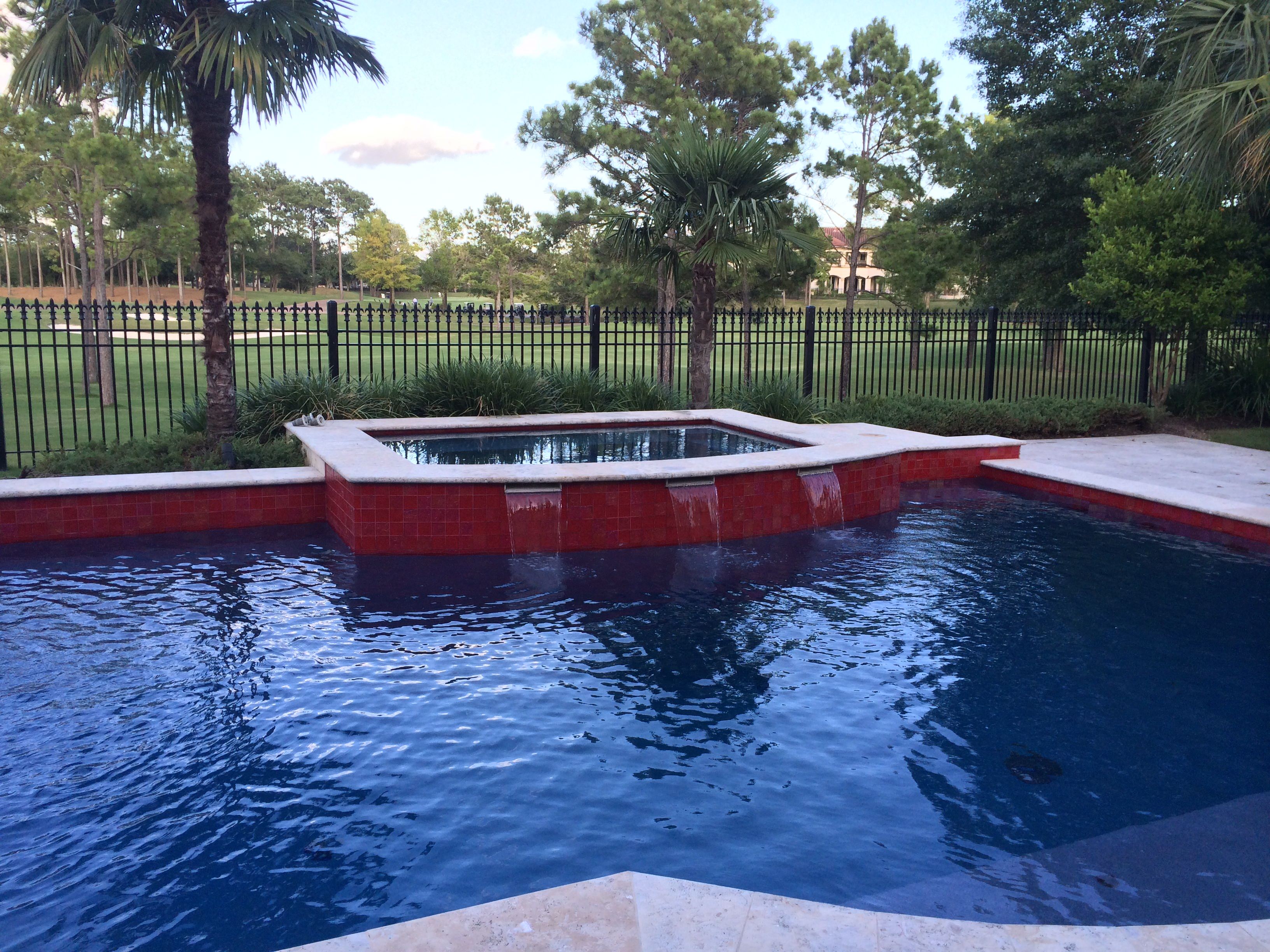 White pool tile grout repair (fast set) 1 lb. Eco Pool Finish Aquabright Vs Traditional Pool Finishes Part 2
