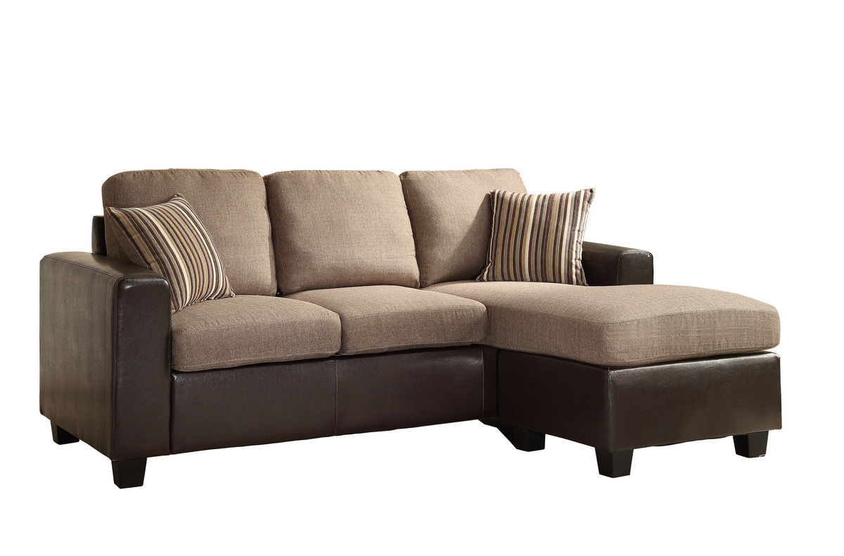 elena reversible chaise sofa leopard couch potato clearance
