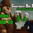 In honor of St. Patrick's Day we thought we would put together a list of games that are either incredibly fun to play while drinking or turn into an outright […]