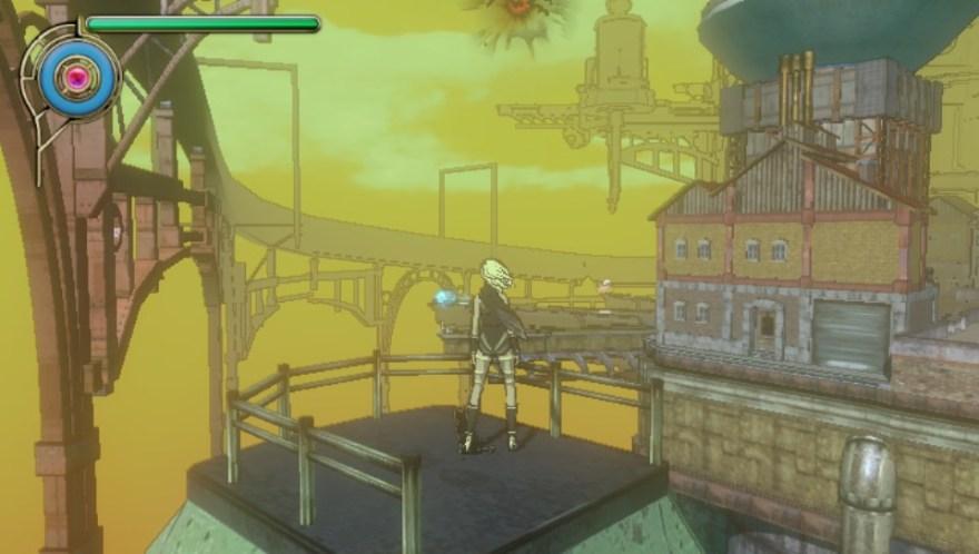 PS VITA] Gravity Rush   PlayStation Universe