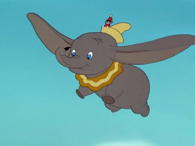 flying dumbo