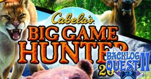 Day 1: Cabela's Big Game Hunter 2012 - Still hating big cats