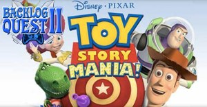 Day 7: Toy Story Mania – Licensed to disappoint