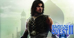 Day 16 – Prince of Persia: The Forgotten Sands (DS) – The (easily) forgotten version