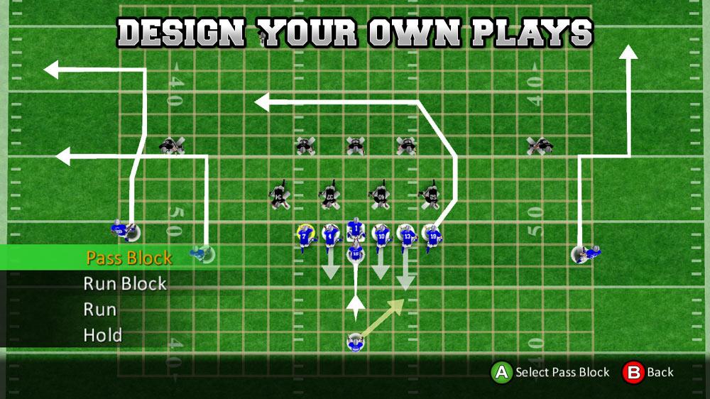 xblig review avatar football tecmo bowl 2 0