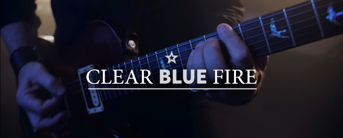 Clear Blue Fire