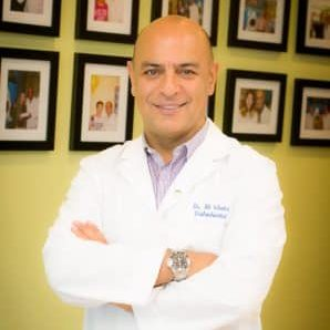 Dr. Ali Ghatri, Board Certified Orthodontist