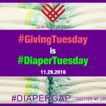 #GivingTuesday is #DiaperTuesday!