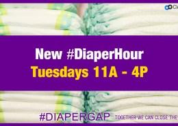 #diaperhour