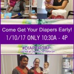Extended #DiaperHour next week (1/10/17)