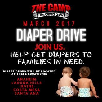 camptc diaper drive