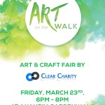 Craft Fair at the Art on the Walk 3/23/18 – Result