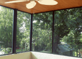 Great view with solar screens