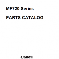 CANON Color imageCLASS MF724Cdw, MF726Cdw, MF728Cdw