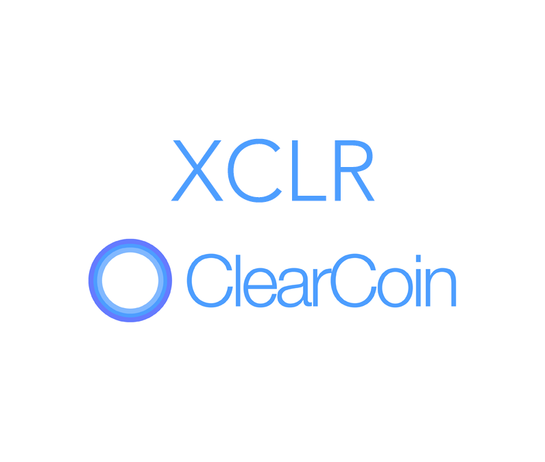 ClearCoin's XCLR is Live