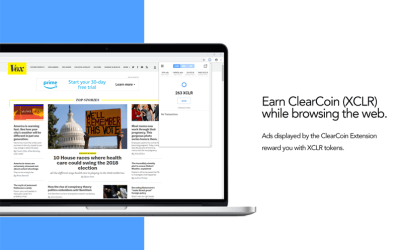ClearCoin Extension Version 1.0.0 Released to Chrome Web Store