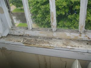 Lead Hazard Window Bad