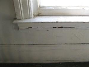 Lead Hazard Window Component