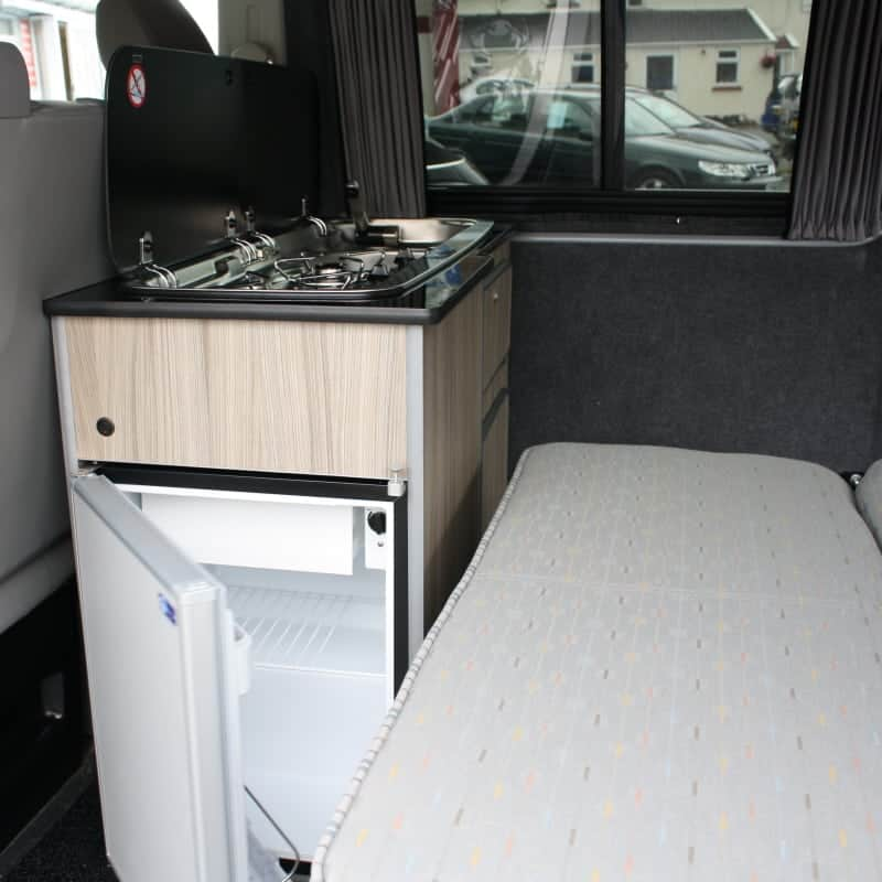 Explorer Campervan Conversions for VW Transporter Vito