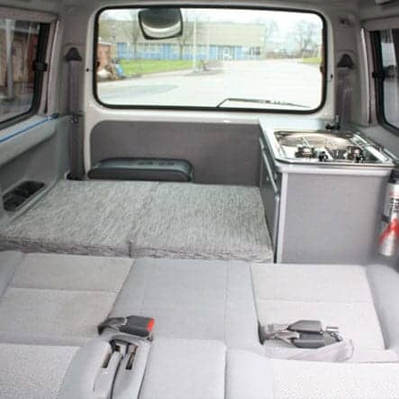 Mini Tourer for Mazda Bongo Campervan Conversions