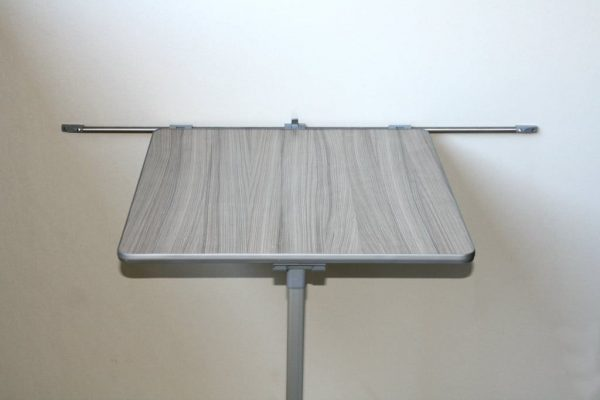 600 x 600mm Table and Rail Set  Various Colours