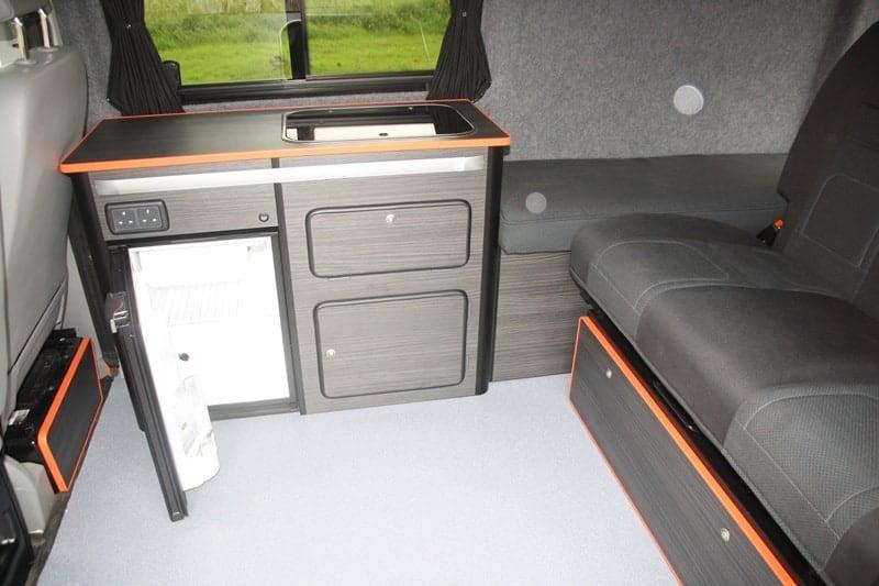 vw t5 6 campervan