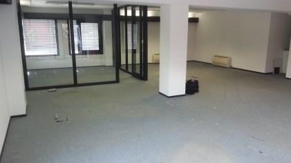 Left empty for next tenant