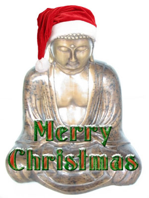 Buddhist Christmas Fraught With Peril