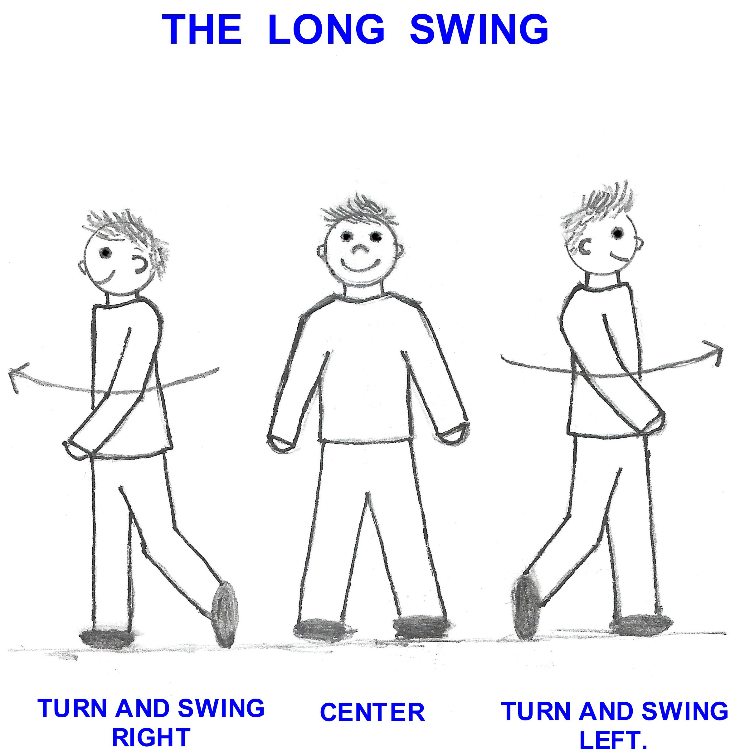 The Rock Long Swing And Other Movement Relaxation