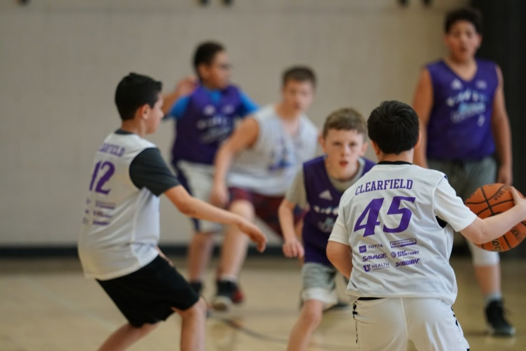 Basketball Youth Recreation