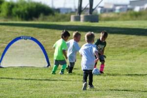 Tiny Tot Soccer