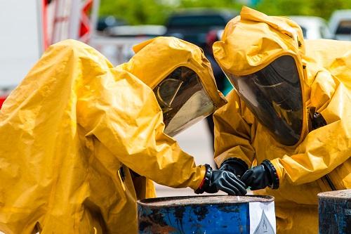 first responder equipment antibacterial spray.