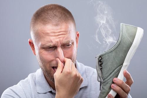 sports odor