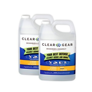 1 Gallon Clear Dear Disinfectant 2 Pack