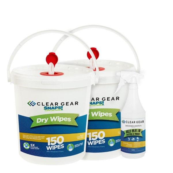 cleargear_pail_2x150ct_bottle