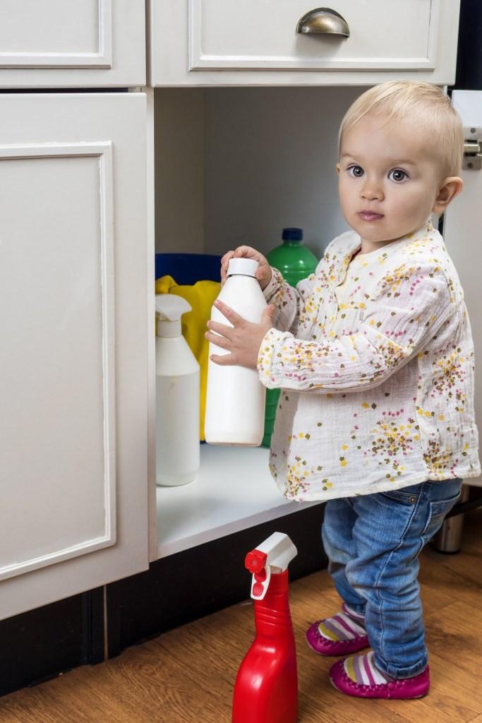 EPA-registered disinfectant