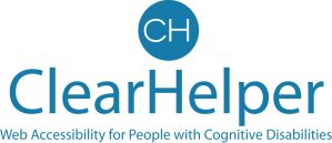 ClearHelper - Web Accessibility for People with Cognitive Disabilities