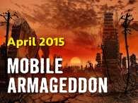 google mobile Armageddon