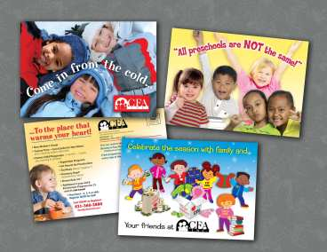 CFA Promotional Postcards