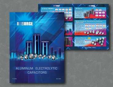 Surge Electronics Electrolytic Capacitors Brochure