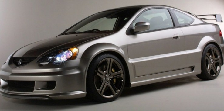 Cost of Clearing Acura RSX