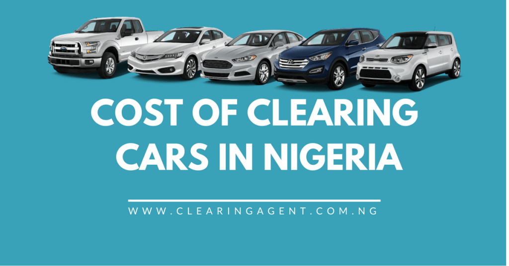 Cost Of Toyota Cars In Nigeria