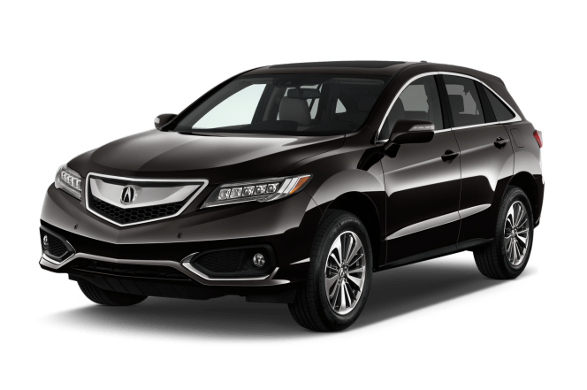 Cost of Clearing Acura RDX