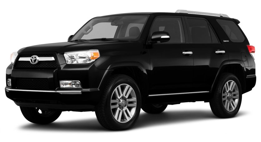 Cost of clearing Toyota 4 runner