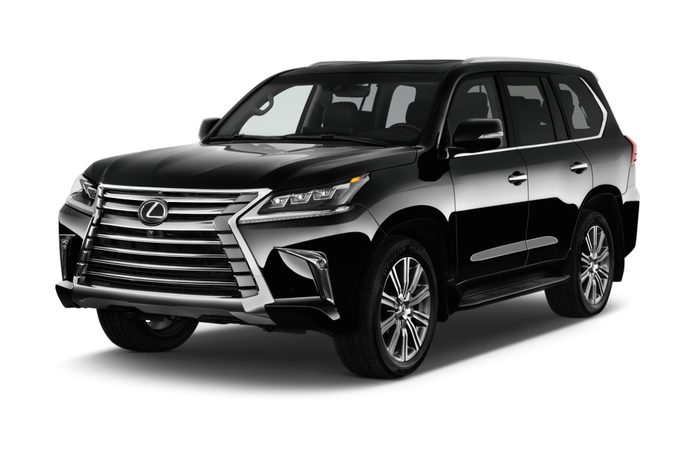 Cost of clearing Lexus LX 570 cars