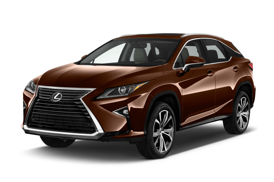 Cost of clearing Lexus RX 350 cars