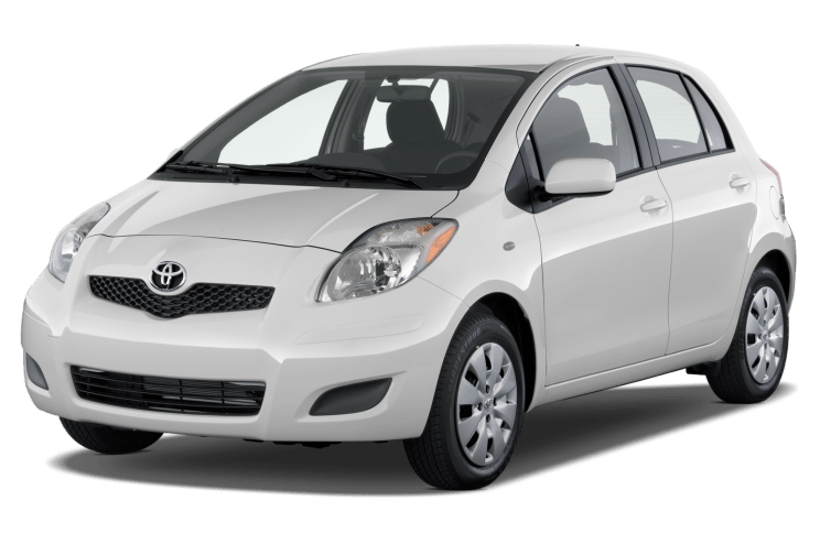 Cost of Clearing Toyota Yaris