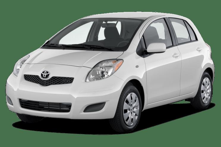 Customs Tariff for Toyota Yaris cars